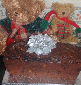 really Easy Christmas Cake recipe